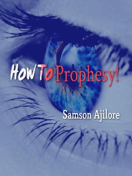 prophesy fb