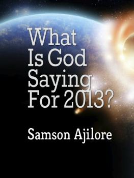 Prophetic word |
