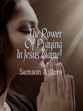 praying in jesus name